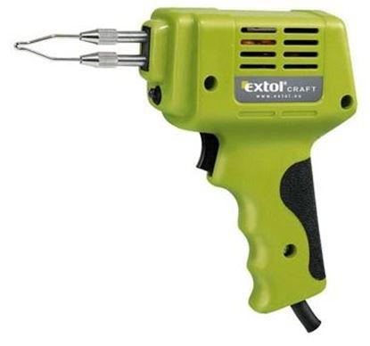 Obrázok pre výrobcu Spájkovacia pištoľ Extol Craft 175W 9922