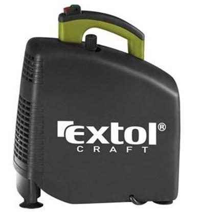 Obrázok pre výrobcu Kompresor bezolejový Extol Craft 1100W / 161 l/min 418100