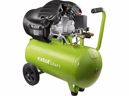 Obrázok pre výrobcu Extol Craft 418211 Kompresor olejový