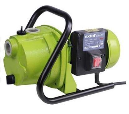 Obrázok pre výrobcu Čerpadlo záhrané Extol Craft 3800l/hod 414261