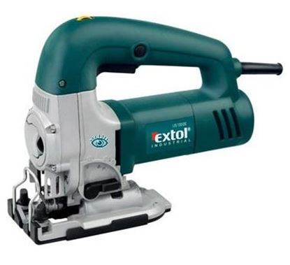 Obrázok pre výrobcu Extol Industrial 8793103 IJS 130 DE Priamočiara píla