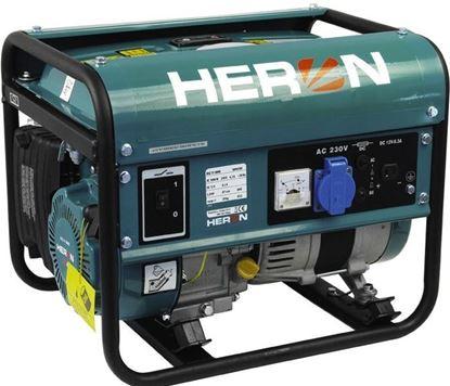 Obrázok pre výrobcu HERON 8896109 EG 11 IMR Elektrocentrála benzínová
