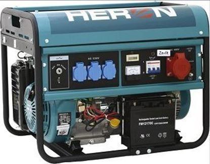 Obrázok pre výrobcu HERON 8896114 Elektrocentrála EGM 60 AVR 3E