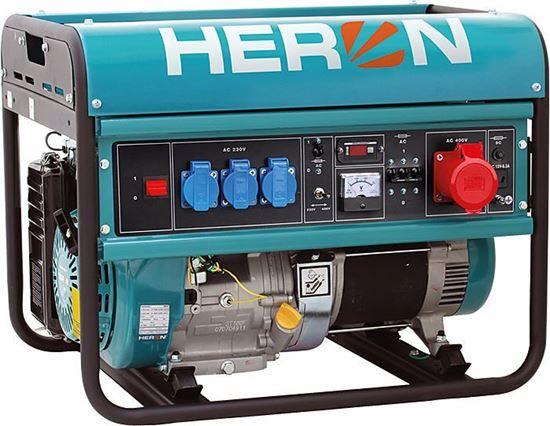 Obrázok HERON 8896118 Elektrocentrála EGM 68 AVR-3