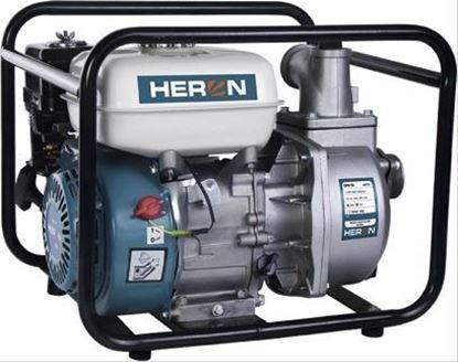 Obrázok pre výrobcu Čerpadlo drenážne motorové EMPH 50 600l/min. HERON 8895101