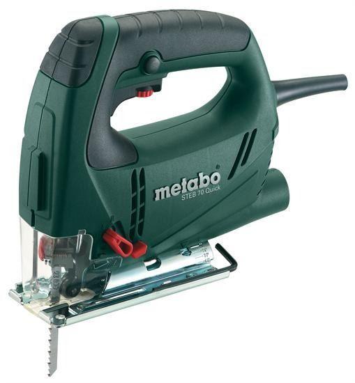 Obrázok Metabo STEB 70 Quick Priamočiara píla 601040500 v kufríku