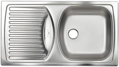 Obrázok pre výrobcu Alveus BASIC 150 nerezový drez 780 x 435 mm