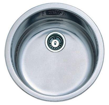 Obrázok pre výrobcu Teka Roundbowl 43 nerezový drez 450 mm