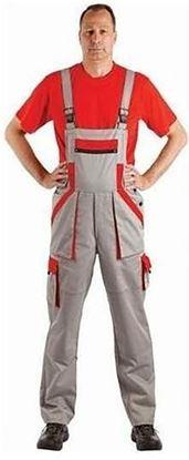 Obrázok pre výrobcu Nohavice na traky MAX sivé Dopredaj