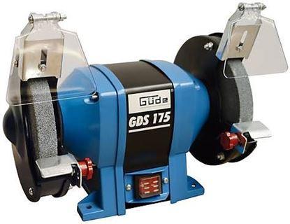 Obrázok pre výrobcu Güde GDS 175 Dvojkotúčová brúska 55115