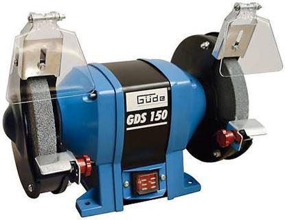 Obrázok pre výrobcu Güde GDS 150 Dvojkotúčová brúska 55119