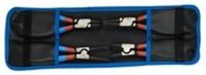 Obrázok pre výrobcu Sada segerových klieští PLUS v puzdre - 539PLUS/4DPCT 19-60mm