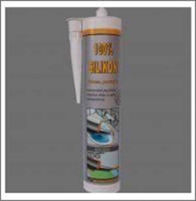 Obrázok pre výrobcu Silikón universal 100 % 310 ml Den braven Silver line