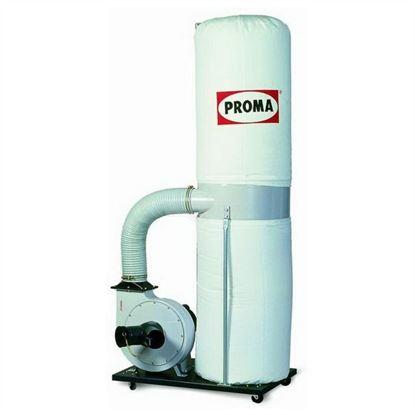 Obrázok pre výrobcu Odsávač prachu Proma OP 1500