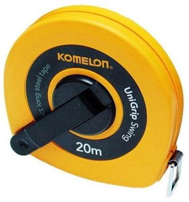 Obrázok pre výrobcu Meracie pásmo KOMELON oceľové