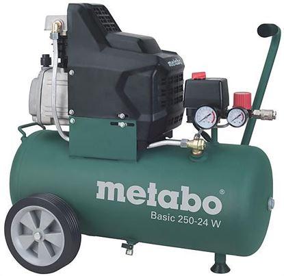 Obrázok pre výrobcu Olejový kompresor Metabo Basic 250-24 W 601533000