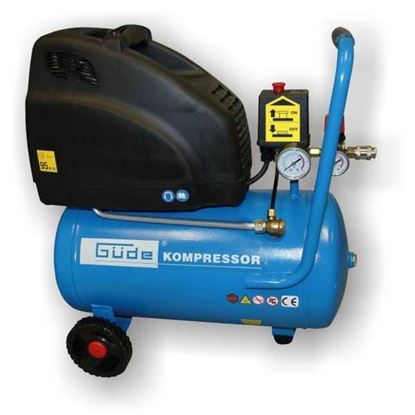 Obrázok pre výrobcu Bezolejový kompresor Güde 210/8/24 50033