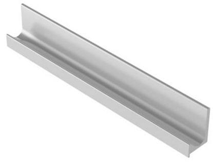 Obrázok pre výrobcu Madlo zafrézovateľné UKV5 Zobal hliník 3,5 metra