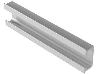 Obrázok pre výrobcu Madlo zafrézovateľné UKV6 Zobal hliník 3,5 metra