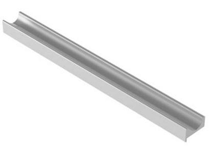 Obrázok pre výrobcu Madlo zafrézovateľné UKV4 Zobal hliník 3,5 metra