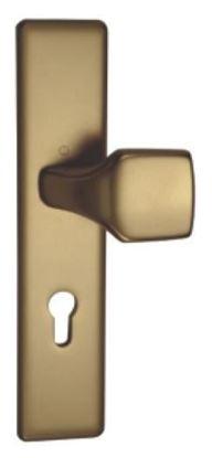Obrázok pre výrobcu Kľučka na euro dvere kľučka+guľa Hoppe 55/92