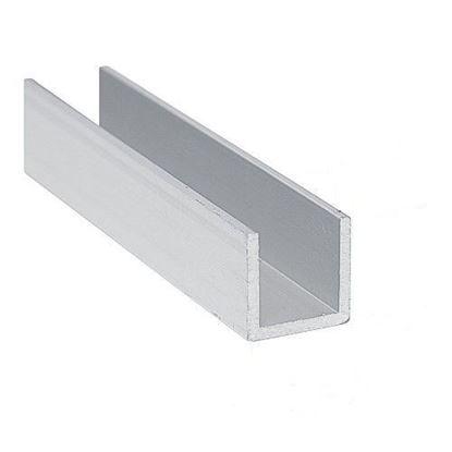 Obrázok pre výrobcu Hliníkový profil tvar U PC