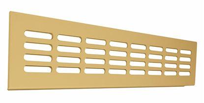 Obrázok pre výrobcu ALFA Vetracia mriežka hliníková