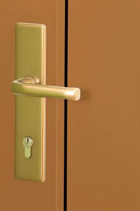 Obrázok pre výrobcu Kľučka na euro dvere kľučka+kľučka Hoppe 55/92 LONDON