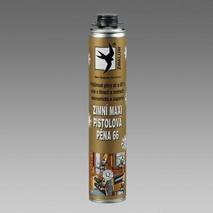 Obrázok pre výrobcu Polyuretánová pena pištoľová 750 ml zimná do -15 °C