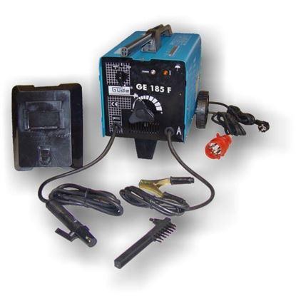 Obrázok pre výrobcu Elektródová zváračka Güde GE 185 F 20004 MMA