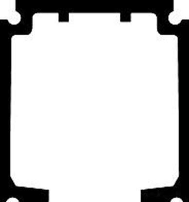 Obrázok pre výrobcu TERNO SCORREVOLI horný vodiaci hliníkový profil 2,3,4 až 6m