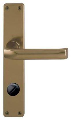 Obrázok pre výrobcu Dverová kľučka BIRMINGHAM WC kl+kl