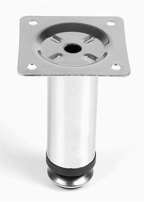Obrázok pre výrobcu Kovová okrúhla nôžka 100 a 150mm
