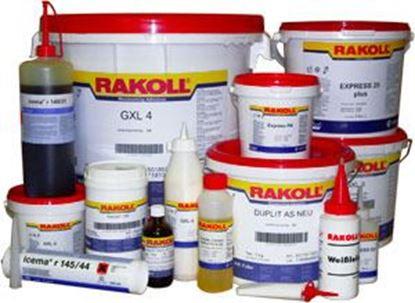 Obrázok pre výrobcu Lepidlo Rakoll Duplit Al 30kg + tvrdidlo 0,25kg