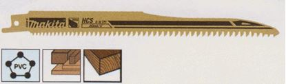 Obrázok pre výrobcu Makita B-05153 Pílový list do chvostovej píly