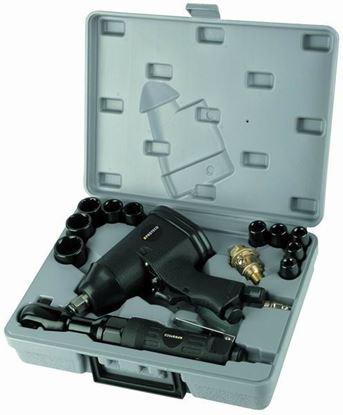 Obrázok pre výrobcu Pneumatický rázový uťahovák sada Proteco 42.01-22140