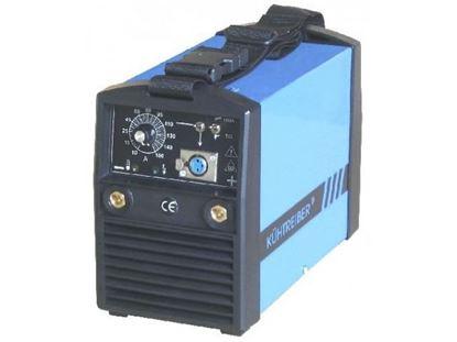 Obrázok pre výrobcu Kühtreiber KITin 150 Invertorová zváračka TIG/MMA