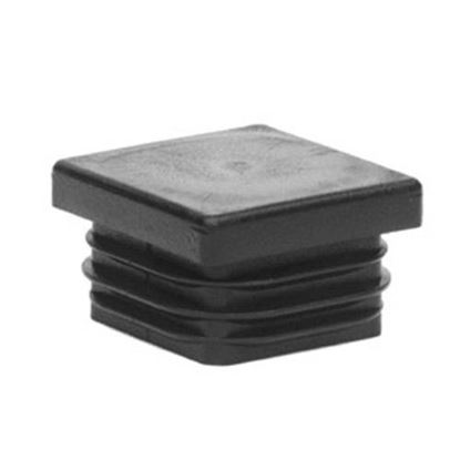 Obrázok pre výrobcu Plastová záslepka PH čierna štvorcová