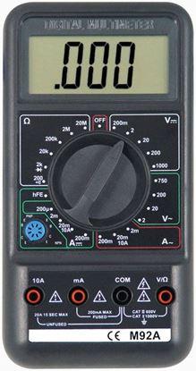 Obrázok pre výrobcu Multimeter digitálny M92A