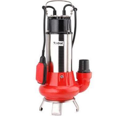 Obrázok pre výrobcu Ponorné kalové čerpadlo Extol Premium SP1100F 8895002