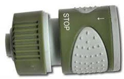 Obrázok pre výrobcu Rýchlospojka na vodu STOP