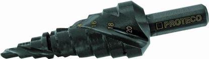 Obrázok pre výrobcu Vrták stupňovitý  PROTECO 4-12 90.42-ST.61