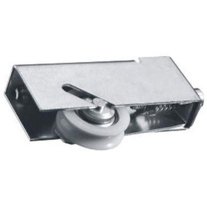 Obrázok pre výrobcu LAGUNA koliesko dolné RAMA PLUS na rámovú lištu 8814