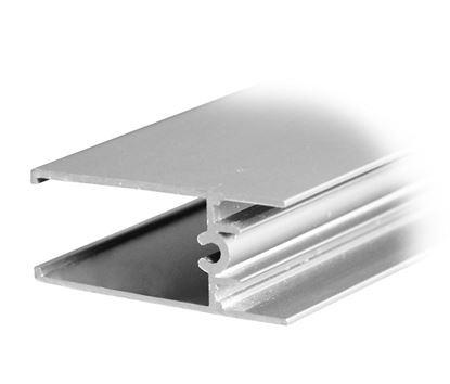 Obrázok pre výrobcu LAGUNA lišta RAMA na rám 18, na zrkadlo, sklo, drevo 8830