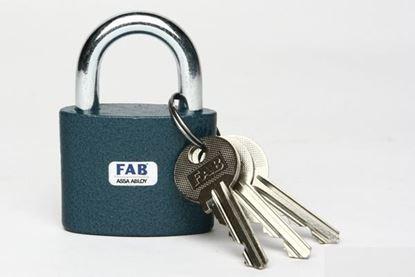 Obrázok pre výrobcu Visiací zámok FAB 3kl