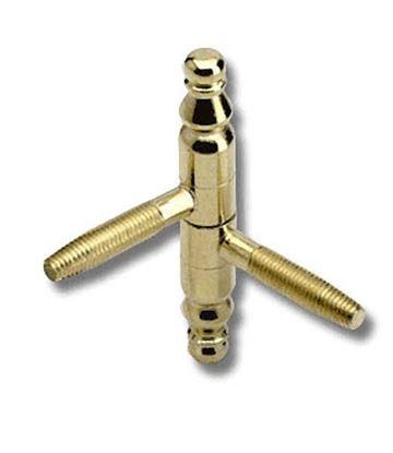 Obrázok pre výrobcu Šrobovací záves ozdobný AGB 131 - 13 mm