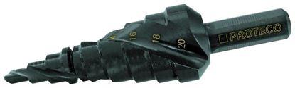 Obrázok pre výrobcu Vrták stupňovitý 6-38 90.42-ST.65