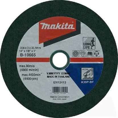 Obrázok pre výrobcu Kotúč rezný na kov  2,5 mm Makita