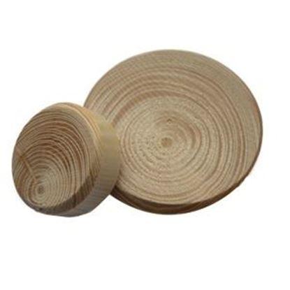 Obrázok pre výrobcu Drevená hrča červený smrek rôzny priemer
