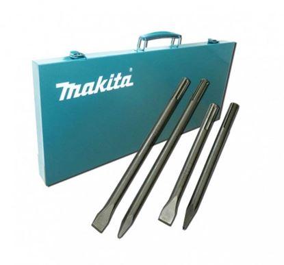 Obrázok pre výrobcu Makita P-18013 Sada sekáčov SDS max